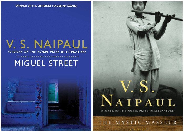 India Tv - V.S. Naipaul's sibling urges people to read his sterling works