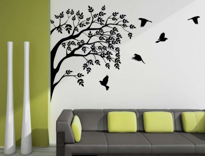 India Tv - Wall art is the new trend, 5 home decor tips for happy homes
