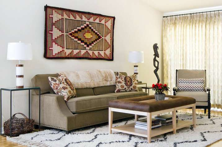 India Tv - Use your carpet smartly, 8 easy-to-follow wall art tips for beautiful homes