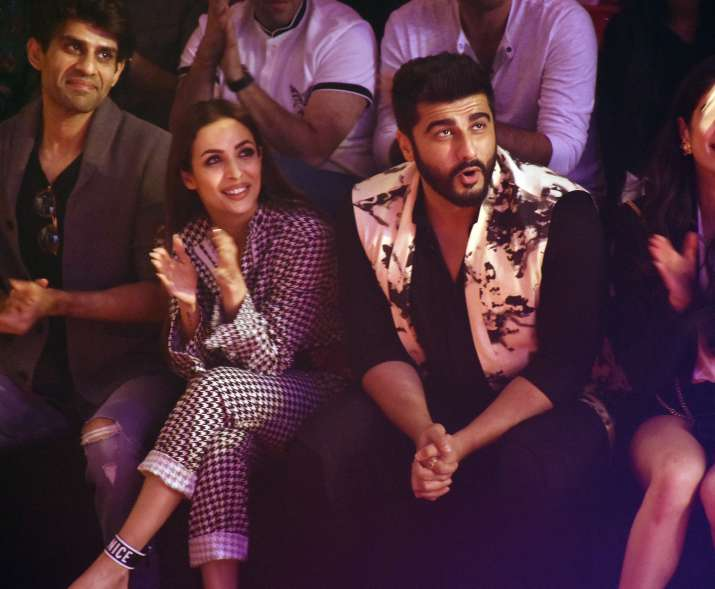 Image result for Malaika Arora fuels rumours about her relationship with Arjun Kapoor