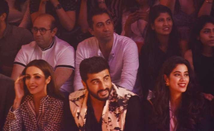 India Tv - Malaika Arora and Arjun Kapoor
