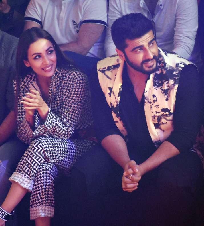 India Tv - Arjun Kapoor and Malaika Arora