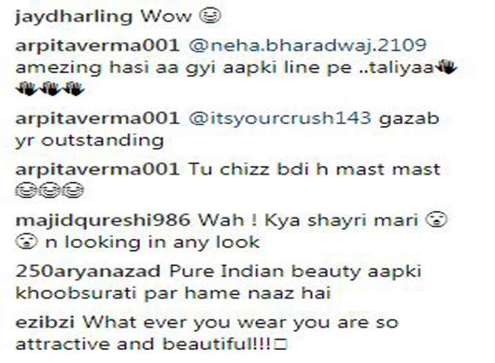 India Tv - Comments on Urvashi Rautela's story