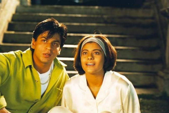 India Tv - Shah Rukh Khan and Kajol in Kuch Kuch Hota Hai