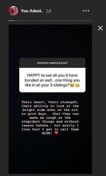 India Tv - Anshula Kapoor's Instagram story
