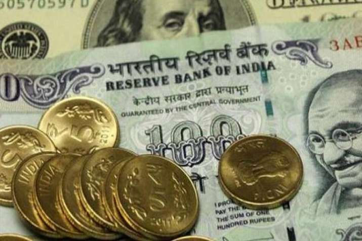 Rupee recovers from record low
