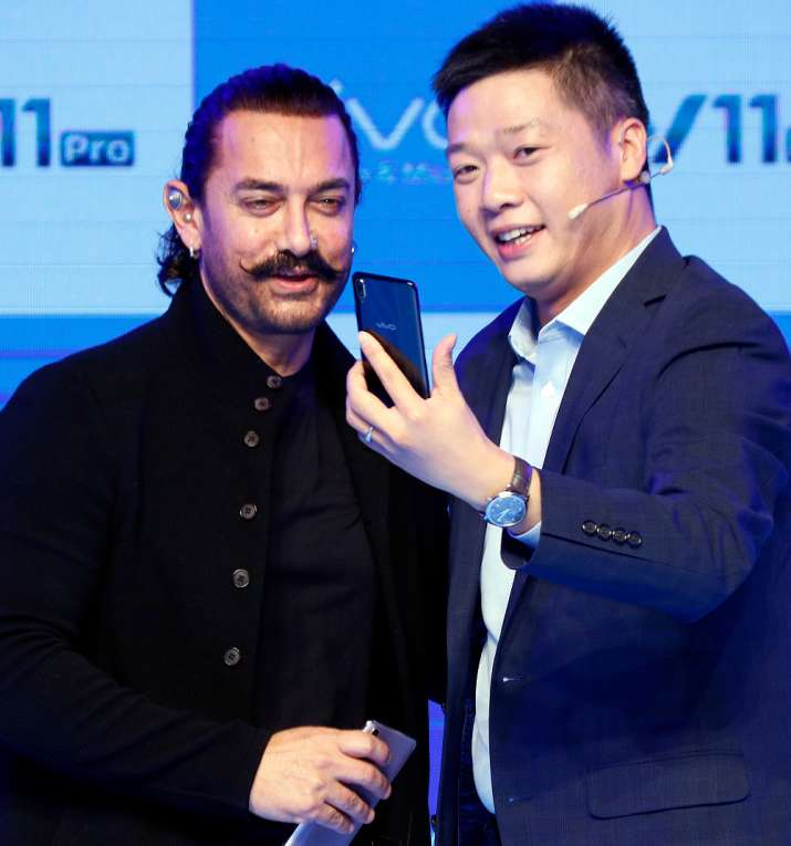 India Tv - Actor Aamir Khan is nervous for his forthcoming action-adventure movie, Thugs Of Hindostan
