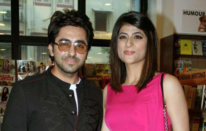 Ayushmann Khurrana calls wife Tahira his biggest inspiration