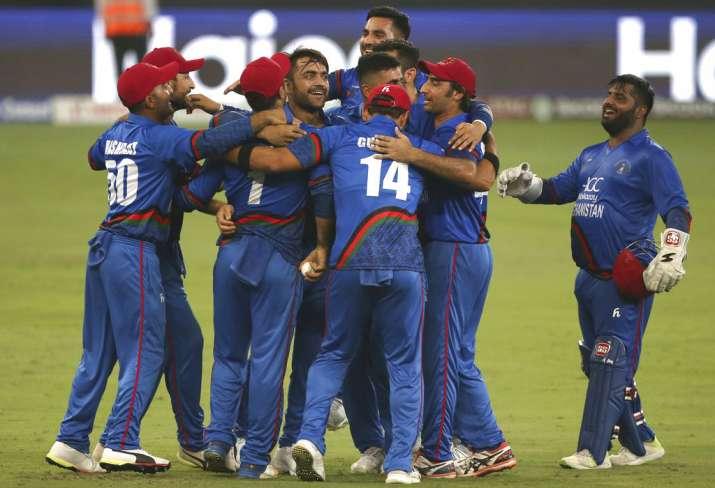 India Tv - India vs Afghanistan, Super Four