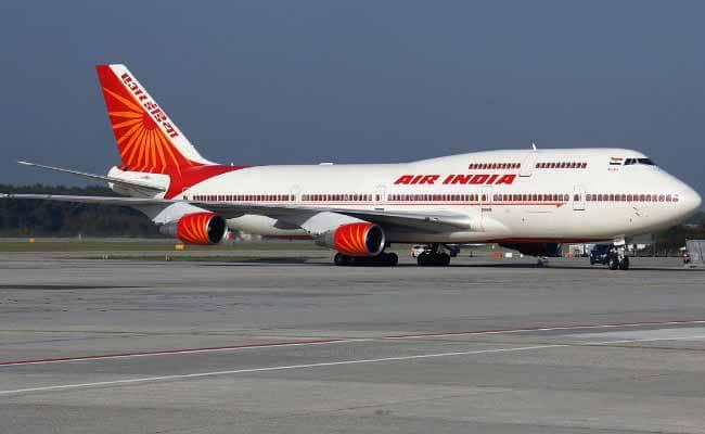 Air India/Representational Image