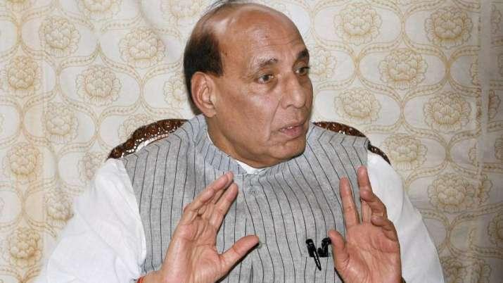 Rajnath Singh/File Image