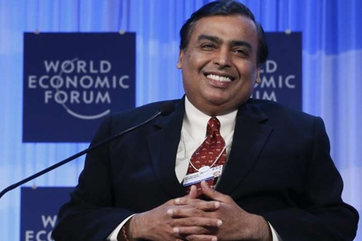 India Tv - Mukesh Ambani