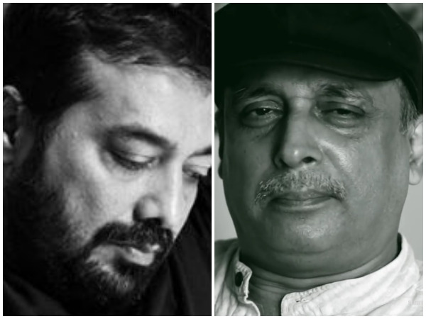 India Tv - Anurag Kashyap and Piyush Mishra