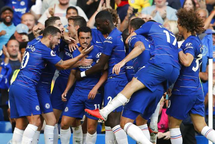 India Tv - Chelsea defeated Bournemouth 2-0