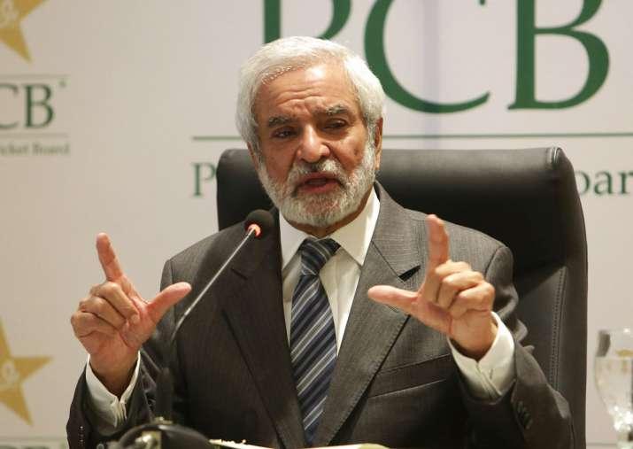 Ehsan Mani, PCB, BCCI, ICC