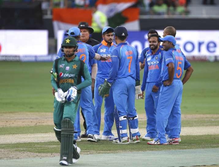 India Tv - India vs Pakistan, Group Stage