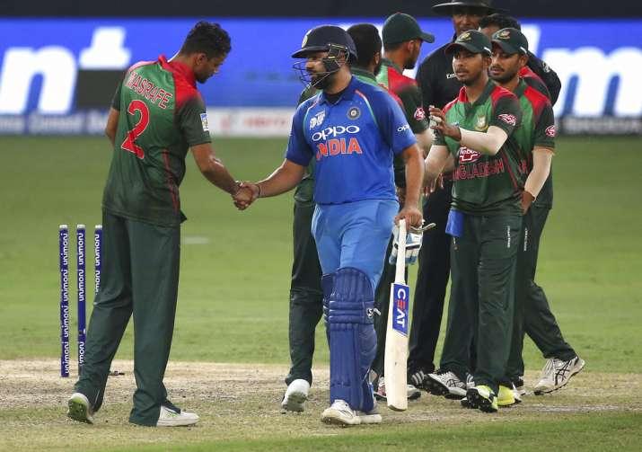 India Tv - India vs Bangladesh, Super Four