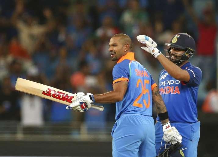 India vs Pakistan, Rohit Sharma, Shikhar Dhawan, Sachin Tendulkar, Virat Kohli