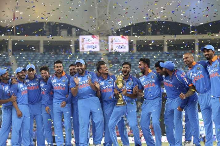 एशिया कप इंडिया जीत