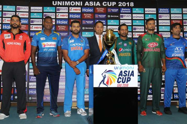 asia cup cricket 2018