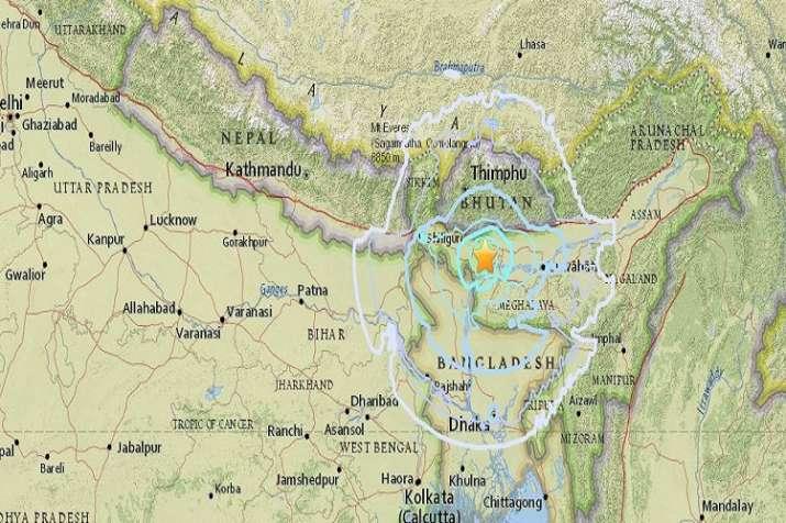 India Tv - Assam earthquake (Image/Google)