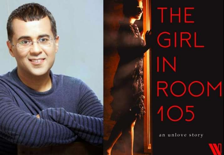 Chetan Bhagat's new book The Girl in Room 105 introduced in a movie-style promo