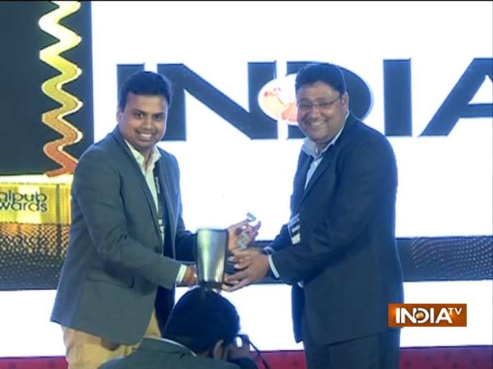 India TV wins Most Innovative News App Award 2018
