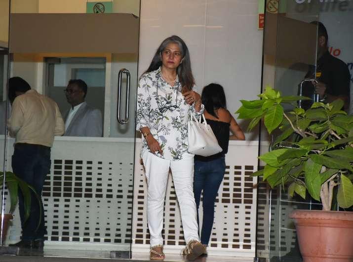 India Tv - Mira Rajput mother Bela