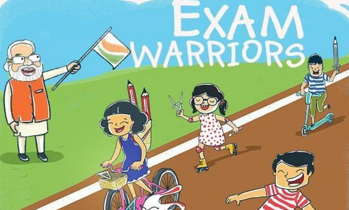 Prime Minister's book Exam Warriors to be launched in Urdu