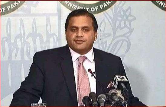 pakistani-foreign-spokesperson-muhammad-faisal-ind