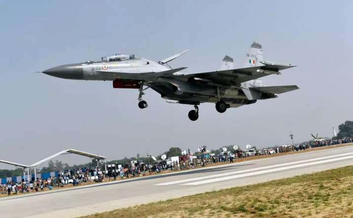 Indian Air Force plans to make Andhra Pradesh 'strategic base