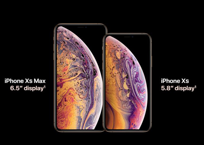 iPhone XS, iPhone XS Max launched in India today