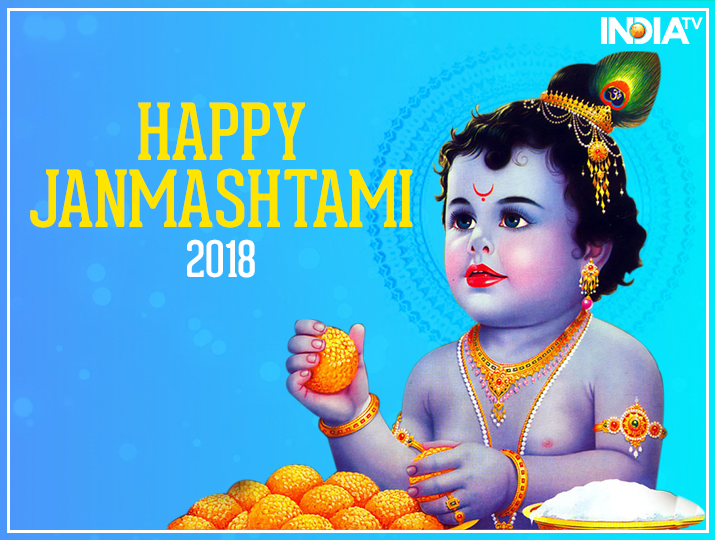 Krishna Janmashtami 2018: Date, time, history and significance of this festival