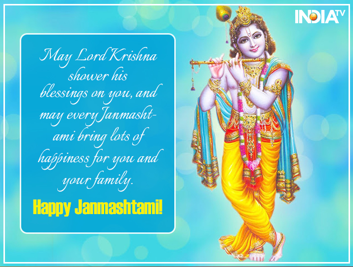 India Tv - Happy Krishna Janmashtami 2018: Best Wishes, Motivational Quotes, Images, Facebook and WhatsApp Status