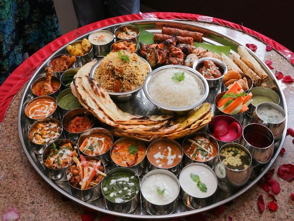 Treat your taste buds with a thali which offers more than 30 dishes | Food  News – India TV