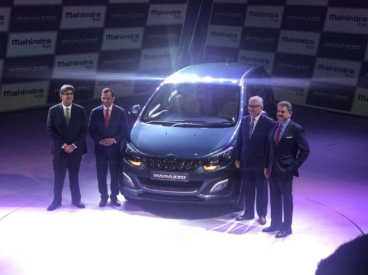 Mahindra's new MPV Marazzo is here: Check out pics,