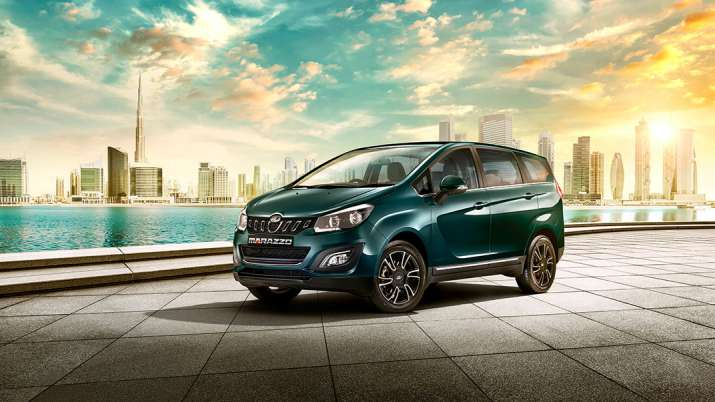 India Tv - The Marazzo is available in four variants.