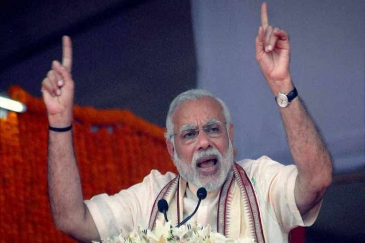 India Tv - In 2015, the Forbes magazine has ranked Narendra Modi at ninth position as the most powerful person in the world.