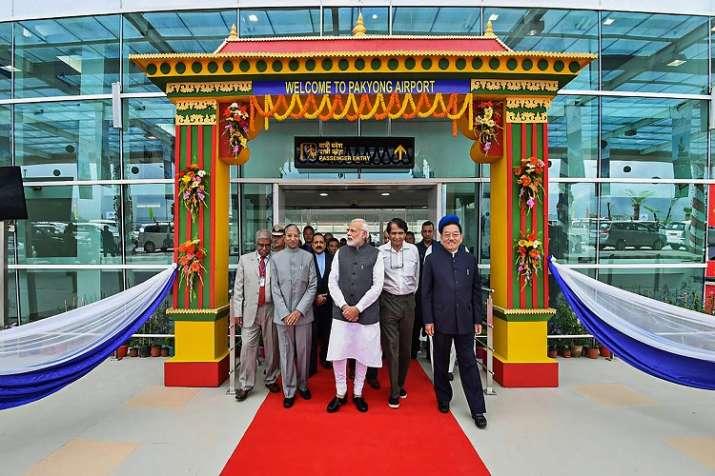 Prime Minister Narendra Modi on Monday dedicated