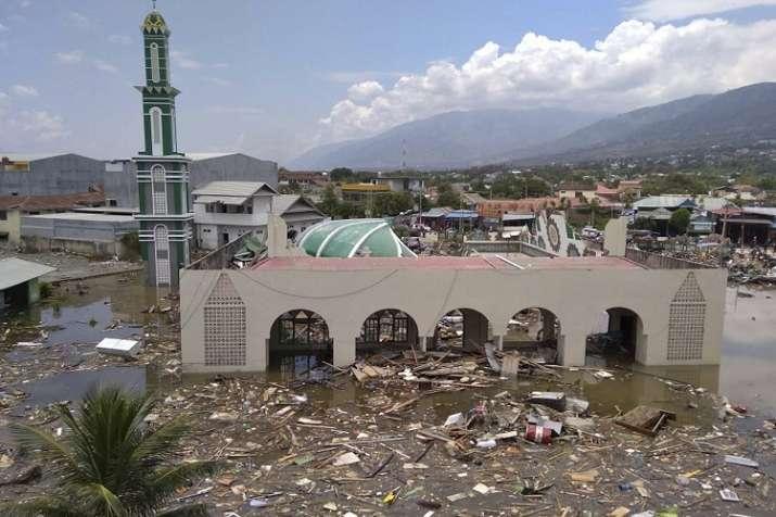 Indonesia earthquake, tsunami: Death toll rises to 384, says