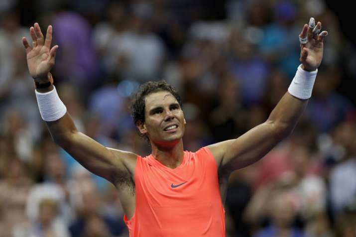 Us Open 2018 Rafael Nadal Passes Test After Test Beats Much Younger Foe In Third Round Tennis News India Tv