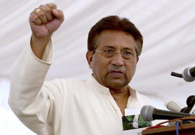 Pakistan'sformer President Pervez Musharraf