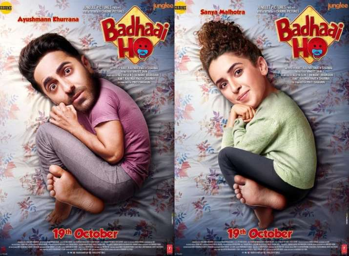 Image result for badhai ho movie