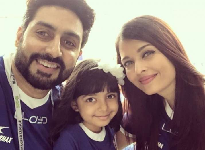 Abhishek Bachchan opens up about daughter Aaradhya, says she is free to  choose her career | Celebrities News – India TV