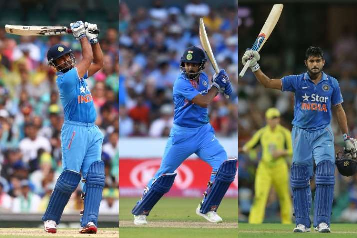 asia cup 2018 four indian players who might shine in the absence of