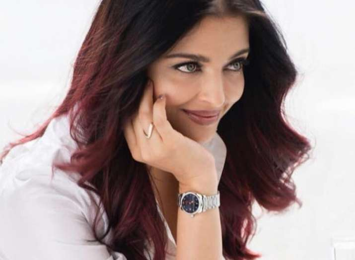Aishwarya Rai Bachchan Calls For Economic Empowerment Of Women Celebrities News India Tv