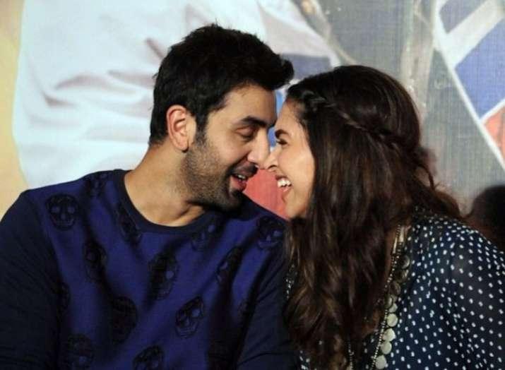 Image result for deepika and ranbir