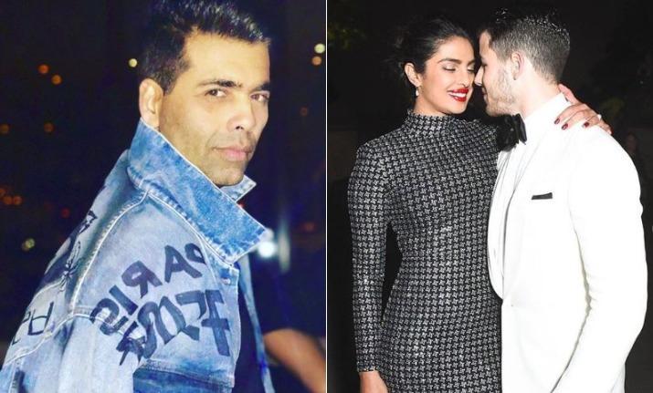 Karan Johar Speaks Up On Trolls Targeting Priyanka Chopra Nick