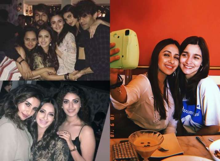 Inside pictures of Alia Bhatt's best friend Akansha