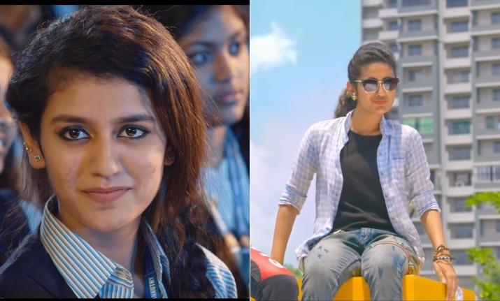 Winking girl Priya Prakash Varrier's second song Freak